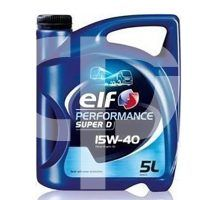 ELF Performance Super Diesel 15W-40
