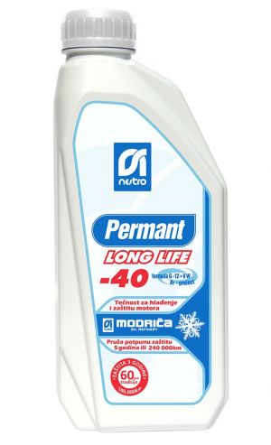 NESTRO PERMANT LONG LIFE -40 (темно-красный)