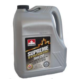 Petro Canada PC Supreme Synthetic 5W-20