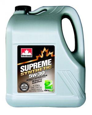 Petro Canada PC Supreme Synthetic 5W-30