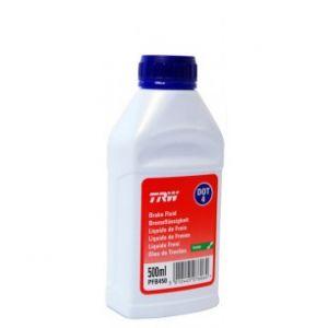 Жидкость торм. DOT4  0,5L (пр-во TRW)