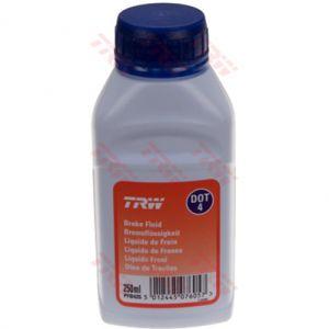 Жидкость торм. DOT4  0,25L (пр-во TRW)