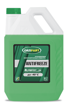Oil Right Antifreeze -40