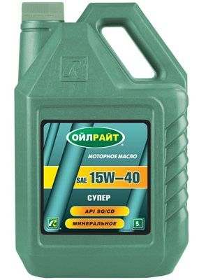 Oil Right Супер 15W-40