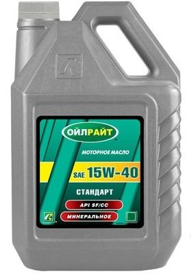 Oil Right Стандарт 15W-40