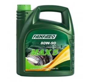 Fanfaro MAX 5 80W-90