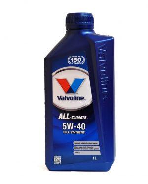 VALVOLINE All Climate 5W-40