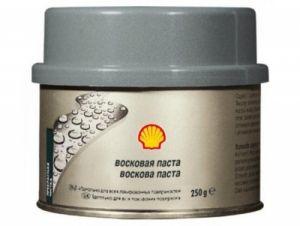 Полироль с воском Shell Wax Paste