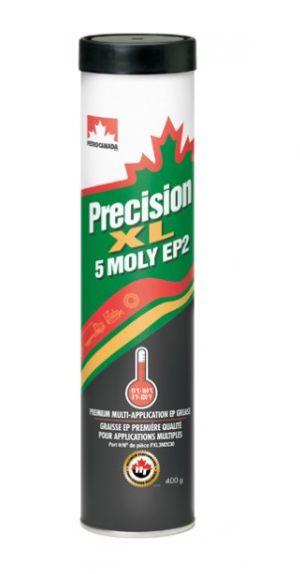 Многоцелевая смазка (литиевый загуститель и молибден) Petro Canada Precision XL5 Moly EP2