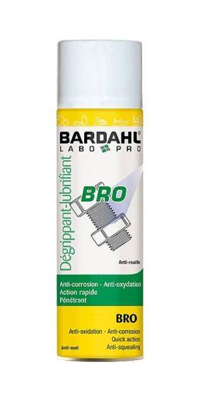 Универсальный очиститель ржавчины Bardahl BRO Dégrippant Lubrifiant