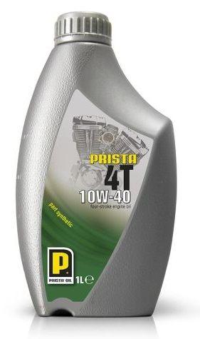 Prista Oil 4T 10W-40