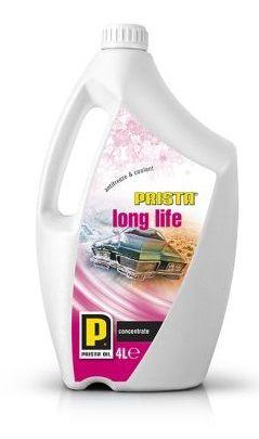 Prista Antifreeze Long Life Concentrate (-70C, красный)