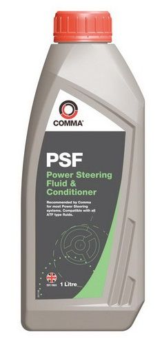 Comma PSF