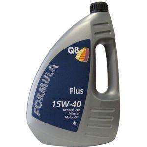 Q8 Formula Plus SAE 15W-40