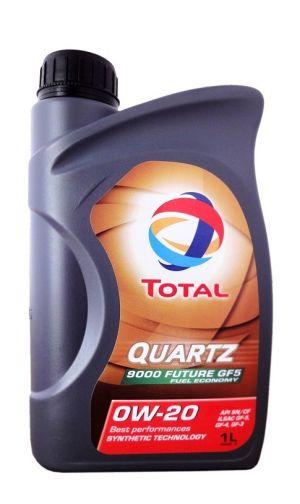 Total Quartz 9000 Future GF-5 0W-20