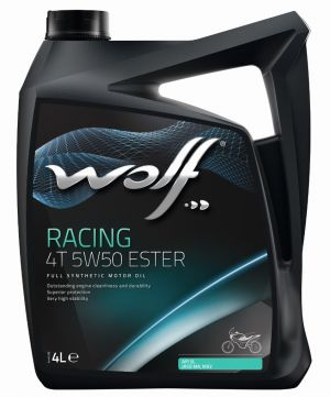Wolf Racing 4T 5W-50 Ester