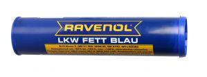 Многоцелевая смазка (литиевый загуститель) RAVENOL LKW Fett Blau