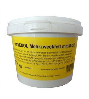 RAVENOL Mehrzweckfett mit MoS-2