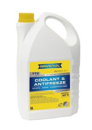 RAVENOL TTC Protect Coolant Premix -40C