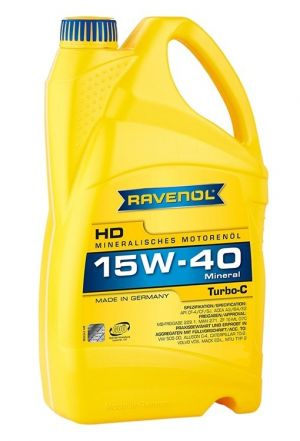 RAVENOL Turbo-C HD-C SAE 15W-40