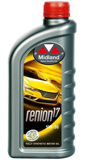 Midland Renion 17 5W-30