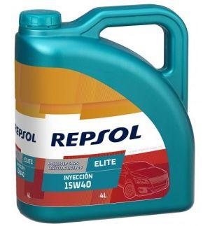 Repsol ELITE INYECCION 15W-40