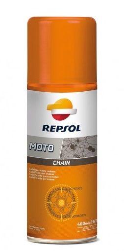 Смазка для цепей Repsol Moto Chain Dry