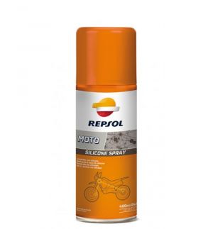 Силиконовая смазка Repsol Moto silicone Spray