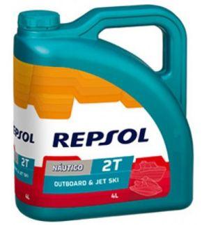 Repsol NAUTICO OUTBOARD & JET SKI 2T,
