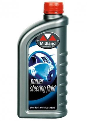 MIDLAND Power Steering Fluid