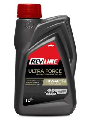 REVLINE Ultra Force 10W-40