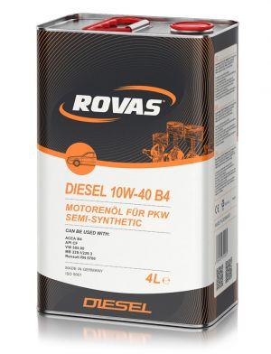 Rovas Diesel 10W-40 B4