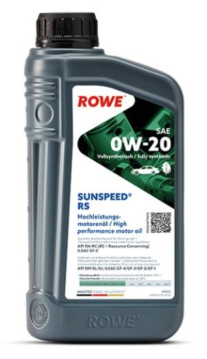 Rowe Hightec Sunspeed RS 0W-20