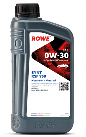 Rowe Hightec Synt RSF 950 0W-30