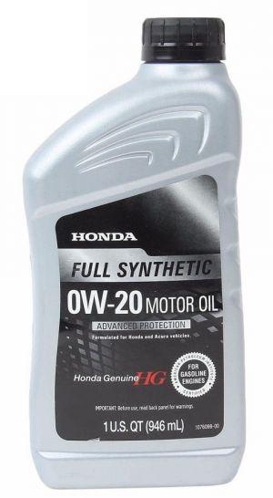 Honda Full Synthetic 0W-20