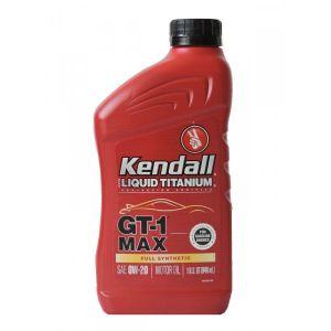 KENDALL GT-1 Max Full Synthetic Liquid Titanium 0W-20