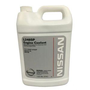 Nissan Engine Coolant L248SP (-72С, зеленый)