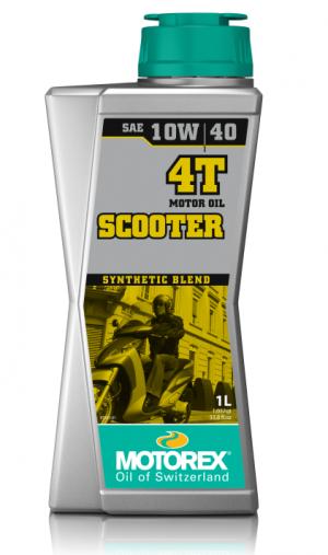 Motorex Scooter 4T 10W-40