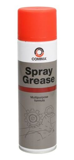 Смазка - спрей универсальная Comma Spray Grease