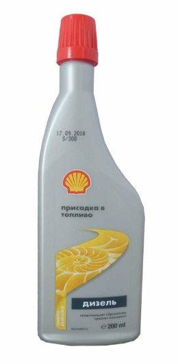Присадка для дизельного топлива Shell Diesel Additive