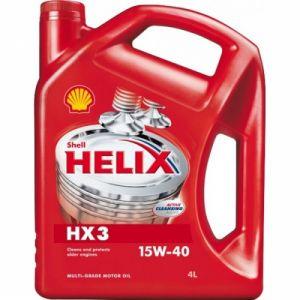 Shell Helix HX3 15W-40