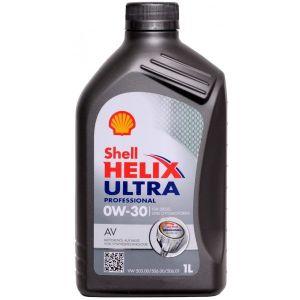 Shell Helix Ultra Pro AV 0W-30