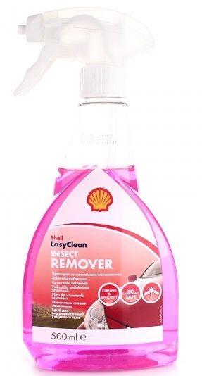 Очиститель стекол Shell Insect Remover
