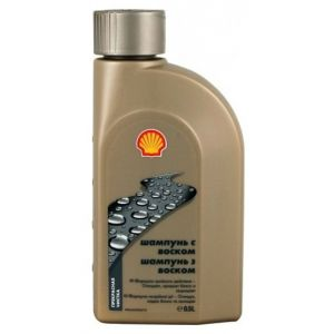 Шампунь с воском Shell Wax Shampoo