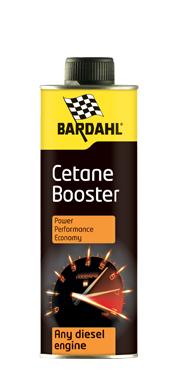 Присадка для повышения октанового числа Bardahl Cetane Booster