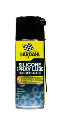 Силиконовая смазка Bardahl Silicone Lubricant