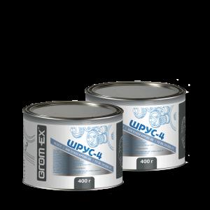 Многоцелевая смазка (литиевый загуститель и молибден) Grom-Ex ШРУС-4
