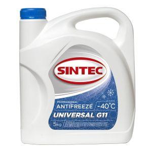 Sintec Antifreeze Universal G11 (-40C, синий)
