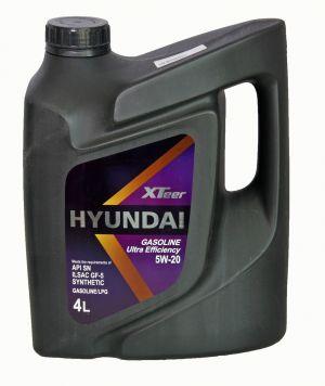 Hyundai Xteer Gasoline Ultra 5W-20