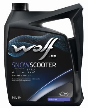Wolf Snow Scooter 2T TC-W3